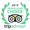 Tripadvisor Travellers choice 2019