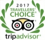 Travellers choice 2017 - tripadvisor